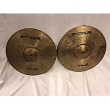 Exodus 14in SHALOM Cymbal