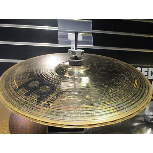 Meinl 14in SOUND CASTER CUSTOM HI HAT PAIR Cymbal