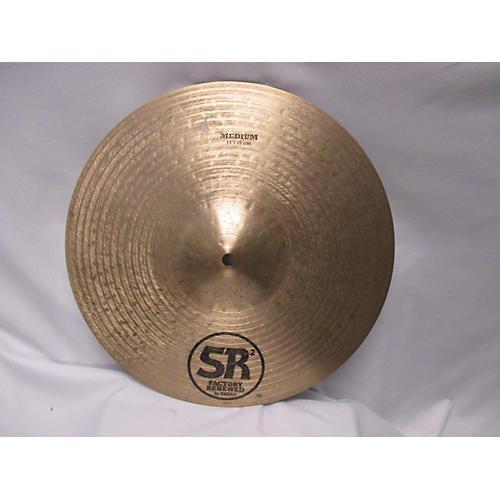 Sabian 14in SR2 HEAVY HI HAT Cymbal-thumbnail