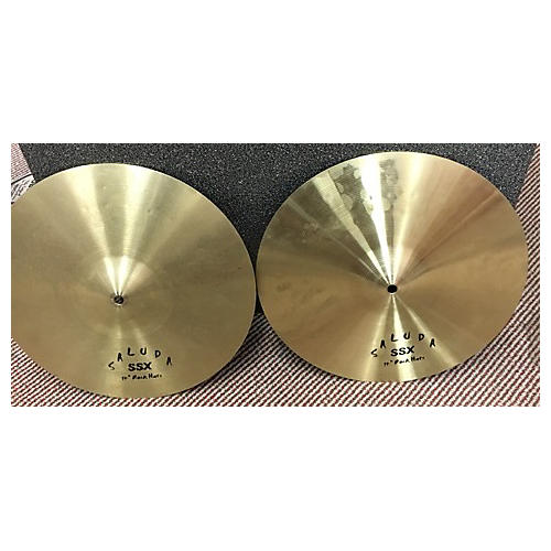 Saluda 14in SSX Cymbal-thumbnail