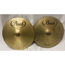 Pearl 14in Signature Cymbal
