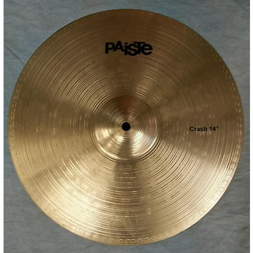 Paiste 14in Signature Prototype Crash Cymbal