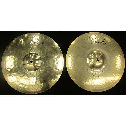 Paiste 14in Signature Reflector Heavy Full Hi Hat Pair Cymbal
