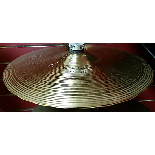 Paiste 14in Signature Sound Edge Hi Hat Pair Cymbal-thumbnail