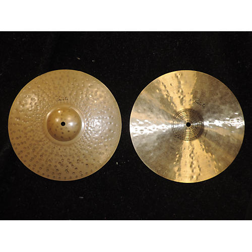 Paiste 14in Signature Traditional Medium Light Hi Hats Cymbal  33
