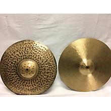 Paiste 14in Signature Traditional Medium Light Hi Hats Cymbal