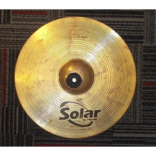 Sabian 14in Solar Cymbal