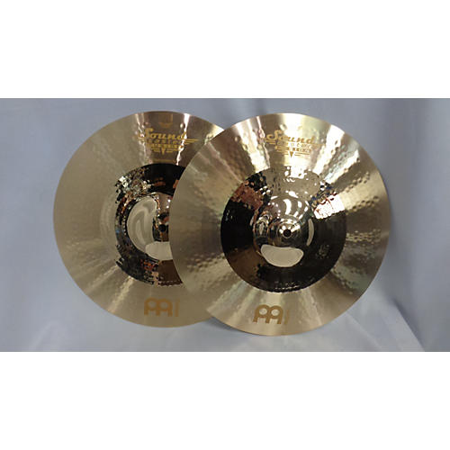 Meinl 14in Sound Caster Fusion Hi Hat Pair Cymbal-thumbnail