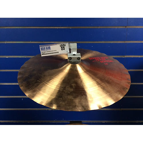 Paiste 14in Sound Edge Hi Hat Bottom Cymbal  33
