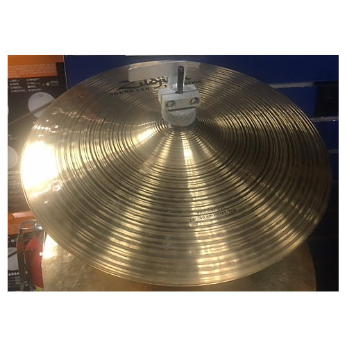 Zildjian 14in Sound Lab Ltd Edition Hihat Pair Cymbal-thumbnail