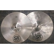 Sabian 14in Sr2 Hi Hats Cymbal