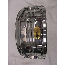 Groove Percussion 14in Steel Snare Drum