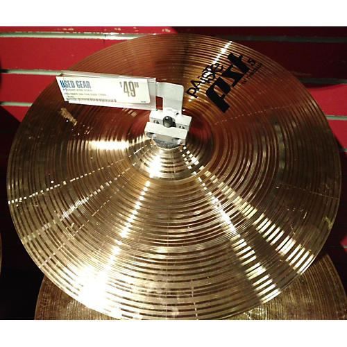 Paiste 14in Thin Crash Cymbal