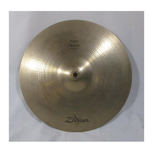 Zildjian 14in Thin Crash Cymbal-thumbnail