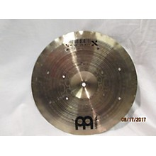 Meinl 14in Thomas Lang Generation X Filter China Cymbal