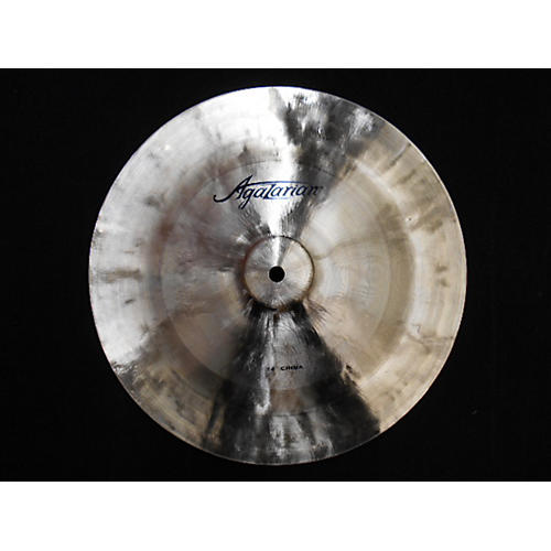 Agazarian 14in Traditional China Cymbal-thumbnail