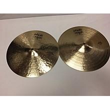 Paiste 14in Twenty Light Hi Hat Pair Cymbal