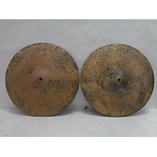 Meinl 14in VINTAGE PURE HIHAT PAIR Cymbal