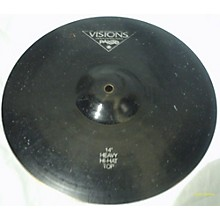 Paiste 14in VISIONS 14 IN. HEAVY HI HAT TOP Cymbal