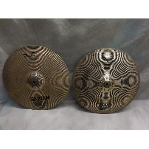 Sabian 14in Vault Artisan Hi Hat Pair Cymbal