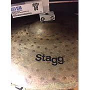 Stagg 14in Vintage Bronze Thin Crash Cymbal