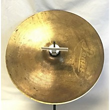 Pearl 14in Vintage Hi Hats Cymbal
