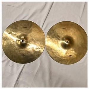 Pre-owned Wuhan 14 inch WUHH14 Cymbal by Wuhan