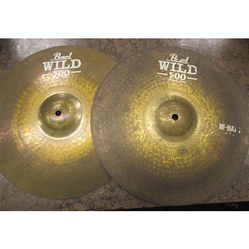 Pearl 14in Wild Hihat Pair Cymbal