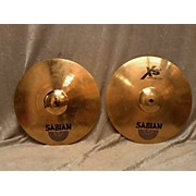 Sabian 14in XS20 Hi Hat Pair Cymbal