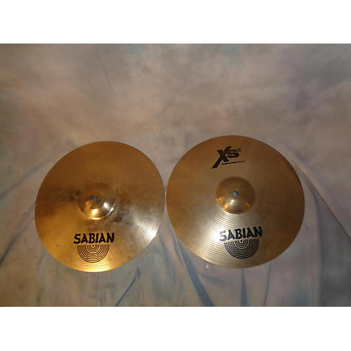 Sabian 14in XS20 Hi Hat Pair Cymbal-thumbnail