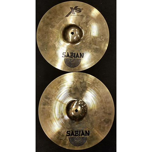 Sabian 14in XS20 Medium Hi Hat Pair Cymbal