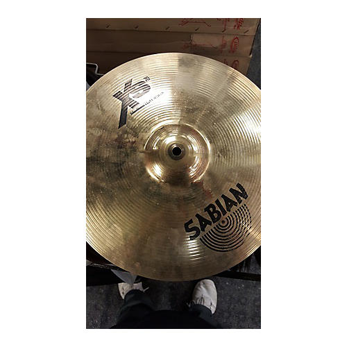 Sabian 14in XS20 Medium Hi Hat Top Cymbal-thumbnail