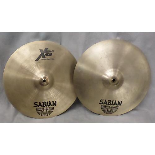 Zildjian 14in XS20 Medium High Hats Cymbal-thumbnail