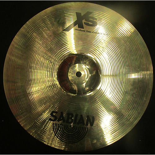 Sabian 14in XS20 Medium Thin Crash Cymbal-thumbnail
