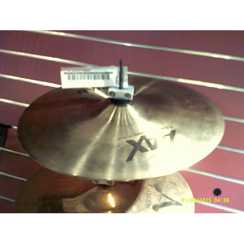 Sabian 14in XS20 X-Celerator Hi Hat Pair Brilliant Cymbal-thumbnail