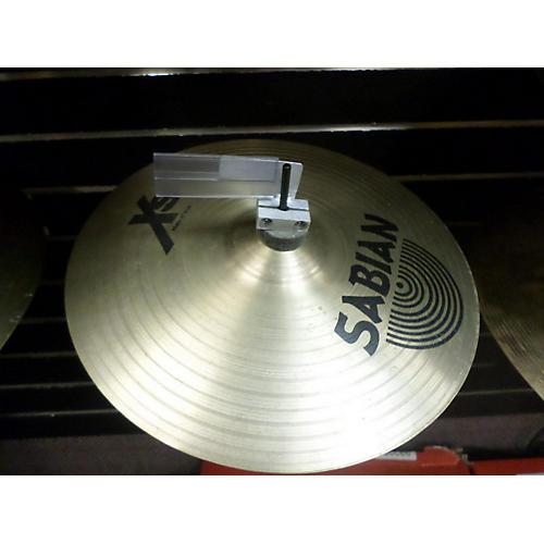 Sabian 14in XS20 X-Celerator Hi Hat Pair Brilliant Cymbal