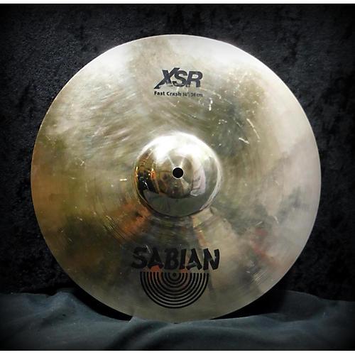 Sabian 14in XSR Cymbal