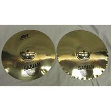 Sabian 14in XSR X-Celerator Hi-hat Pair Cymbal