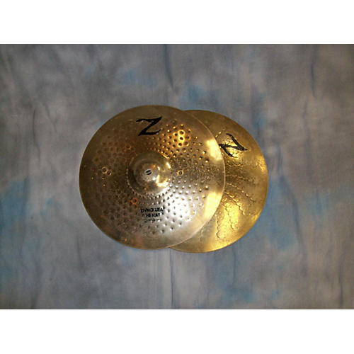 Zildjian 14in Z Custom Dyno Beat Hi Hat Cymbal