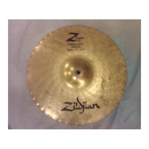 Zildjian 14in Z Custom Hi Hat Bottom Cymbal  33