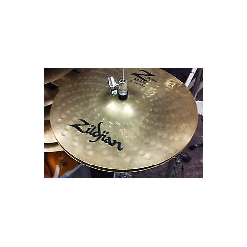 Zildjian 14in Z Custom Hi Hat Pair Cymbal-thumbnail
