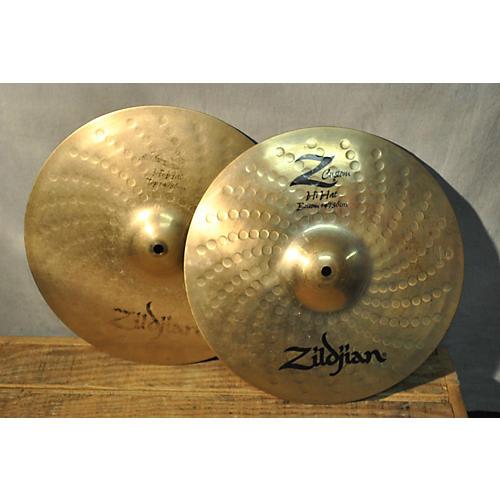 Zildjian 14in Z Custom Hi Hat Pair Cymbal