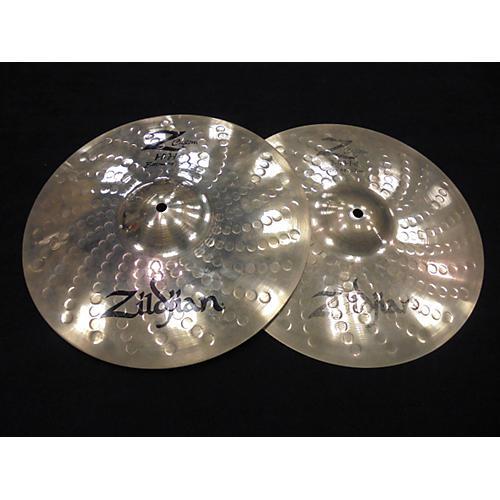 Zildjian 14in Z Custom Hi Hat Pair Cymbal-thumbnail