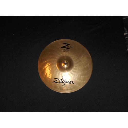 Zildjian 14in Z Custom Splash Brilliant Cymbal