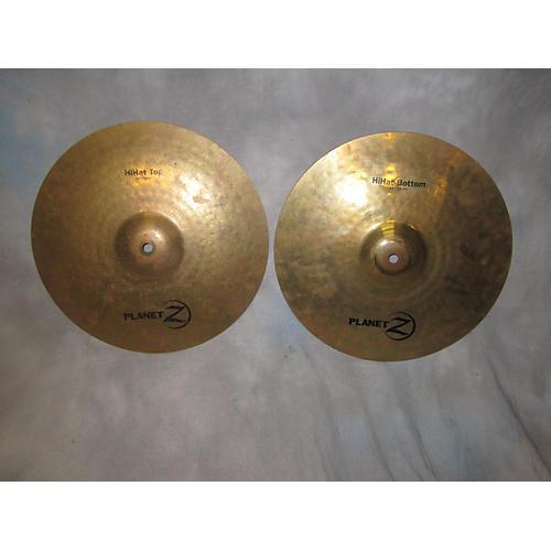 Zildjian 14in Z Planet 14in Hi Hats Cymbal