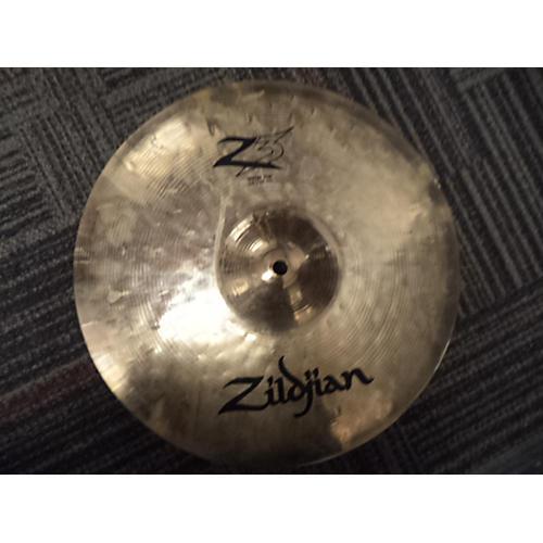 Zildjian 14in Z3 Hi Hat Pair Cymbal-thumbnail