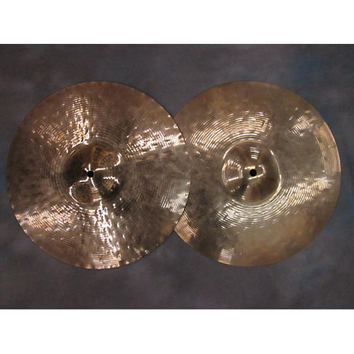 Zildjian 14in Z3 Mastersound Hi Hat Pair Brilliant Cymbal