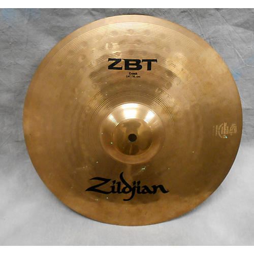 Zildjian 14in ZBT Crash Cymbal