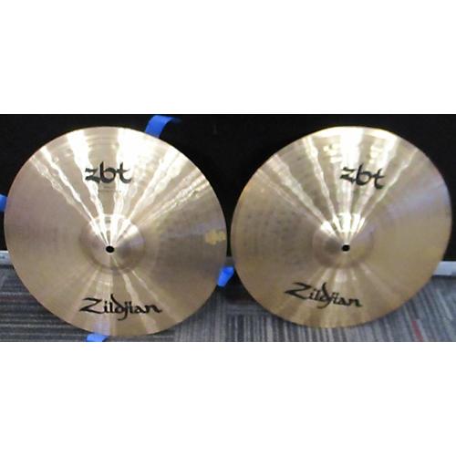 Zildjian 14in ZBT HIHAT PAIR Cymbal