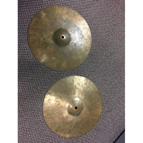Zildjian 14in ZBT Hi Hat Pair Cymbal  33